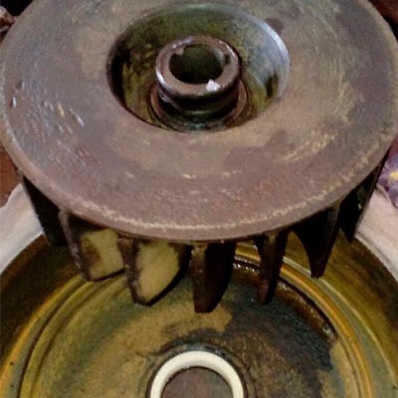 Manutenção de Bomba de Vácuo 900 Litros Brasília - Manutenção de Bomba de Vácuo de Anel Líquido