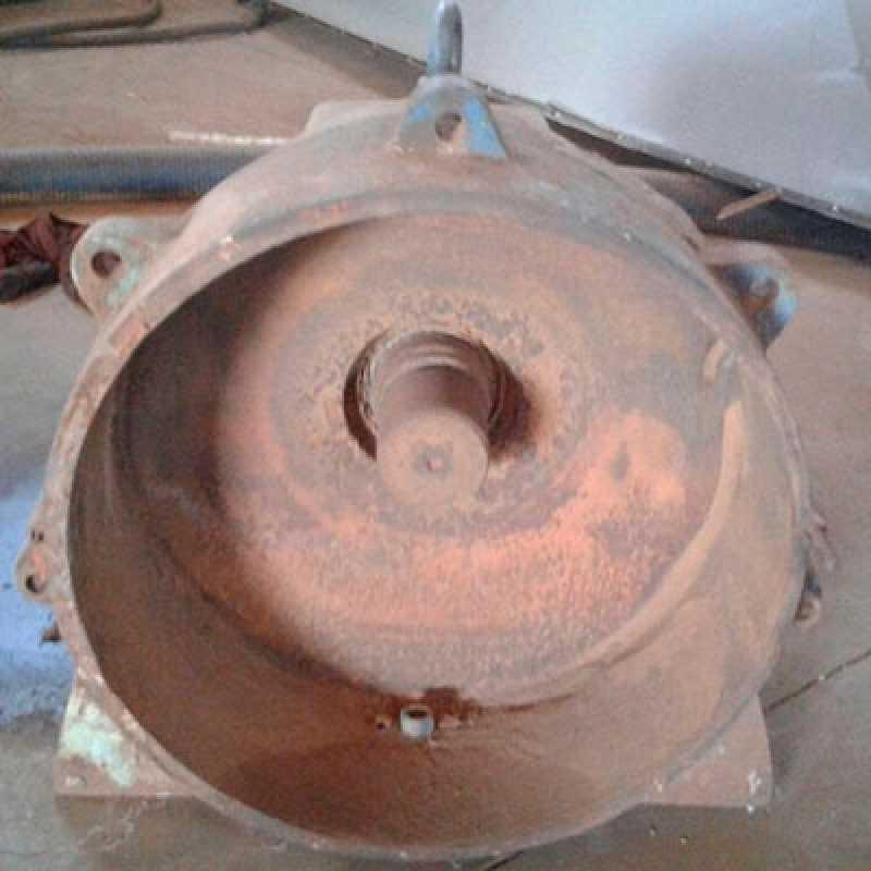 Manutenção de Bomba de Vácuo para Compressor Valor Limeira - Manutenção de Bomba de Vácuo de Anel Líquido