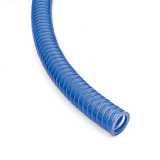 mangueira de sucção azul 3 polegadas
