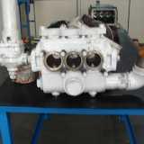 manutenção de bomba de alta pressão lava-jato