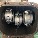 manutenção de bomba de alta pressão para limpeza