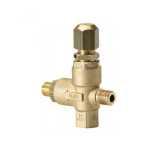 válvula reguladora de pressão automática