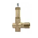 válvula reguladora de pressão de água