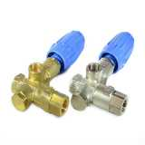 válvula reguladora pressão água